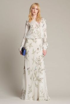 Get inspired and discover Monique Lhuillier trunkshow! Shop the latest Monique Lhuillier collection at Moda Operandi. Fall Fashion 2016, Fashion Week, Look Fashion, Fashion Show, Club Fashion, 1950s Fashion, Monique Lhuillier, Beautiful Dresses, Nice Dresses