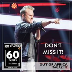 DONT MISS IT!  Dont miss Josh Ansley in tonights episode of The Voice SA. M-net (Dstv Channel 101) at 1730 CAT. Its the countdown to the finals! With only 8 contestants left.  Support our homegrown talent today!  See more in OUT OF AFRICA - Lets Celebrate Issue on sale now.