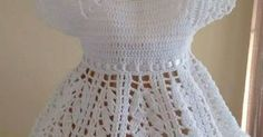 crochet: Crochet dress |