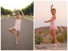 Ballet teen photography
