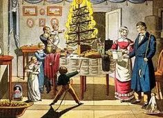 In 1644, Christmas was banned by Oliver Cromwell. carols were ...