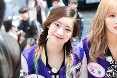 """TWICE • Dahyun • Uggh White Tofu is ❤ • """"ONCE a fan, TWICE the fun"""" #Kpoplove #TWICE #JYP"""