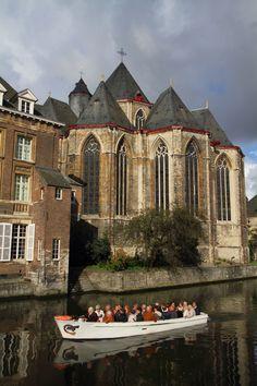 Sint-Michielskerk, Ghent, Belgium