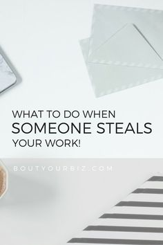 Thieves are the worst! Learn what to do when someone steals your work online. Legal Business, Business Grants, Business Tips, Online Business, Online Work From Home, Work From Home Jobs, Make Money From Home, Legitimate Work From Home, Make Money Writing