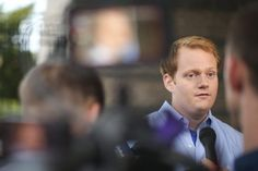 Chris Hurst, the boyfriend of a news reporter shot and killed on live TV in 2015 has won a seat in Virginia's House of Delegates Tuesday.