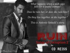 Spin (Book 1) Ruin (Book 2) by C.D. Reiss
