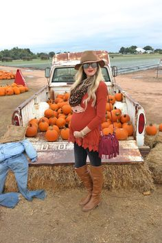 Fall Maternity outfi