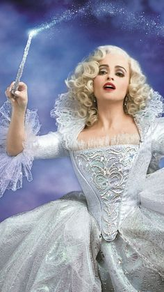 cinderella+fairy+godmother+dress | ... Things You Gotta Know About Disney's #Cinderella Live-Action Remake