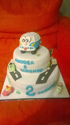 Le follie di Giulia: Buon Compleanno a Lorenzo e Andrea!!!! :)
