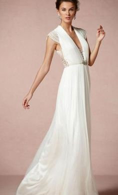 BHLDN Ortensia 2: buy this dress for a fraction of the salon price on PreOwnedWeddingDresses.com