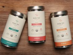 Bare Tea Packaging by Salih Kucukaga