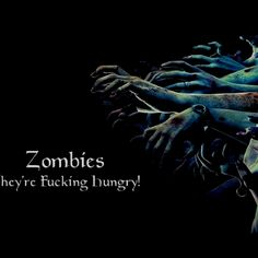 Zombies are cool :-)