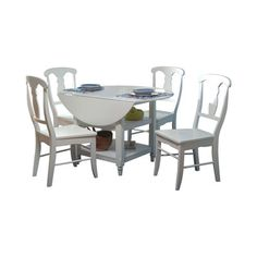 TMS Cottage 5 Piece Dining Set
