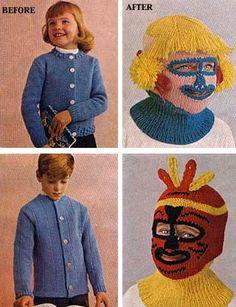 """""""Crochet Help for Ugly Children"""""""