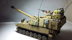 M109 HOWITZER 6