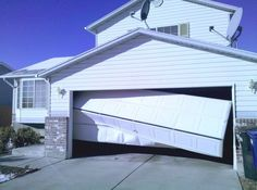 Apart from being the largest moving parts in our homes, garage doors are the most important when it comes to safety of our property. Apart from being a safety threat, a broken garage door is a nuisance For New #GarageDoors and have questions? Visit at http://www.allusdoor.com