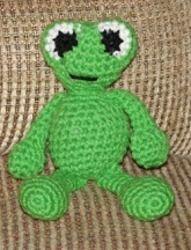 Freddy the Froggy