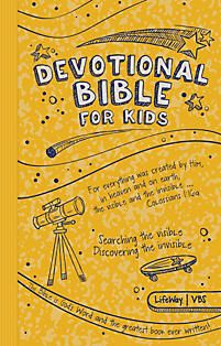 VBS 2017 Devotional Bible for Kids HCSB