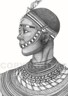 Image of AFRICAN WARRIOR