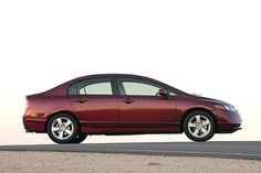 2007 honda civic - Lori's almost paid for! So Proud...
