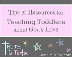 How to Teach Young Children about the Love of God | Live Called