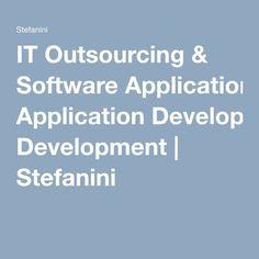 IT Outsourcing & Software Application Development | Stefanini