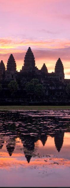 Angkor - Camboja