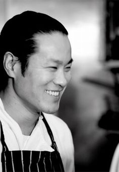 Cook for me, please? The gorgeous Jun Tanaka.