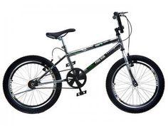 Bicicleta Infantil Colli Bike Cross Free Ride - Aro 20 Freio V-Brake. Você encontra na Magazine Kuriosa sua Loja Virtual, com as melhores condições, confira.