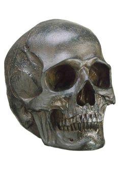 """4.75"""" Polyresin Skull"""