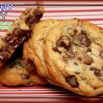 THE KILLER CHOCOLATE CHIP COOKIES