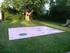 Backyard Wedding Dance Floor DIY | Pinterest | Wedding dance floors ...