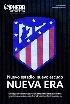 Nuevo estadio, nuevo escudo, nueva era