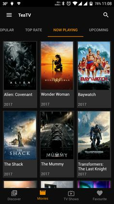 movie and tv show apps for pc