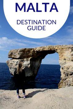Destination Guide: Malta - travelsandmore