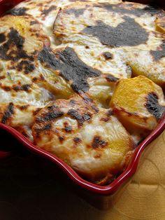 As receitas lá de casa: Bacalhau no forno com legumes e batata-doce
