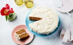 Classic Carrot-Coconut Cake