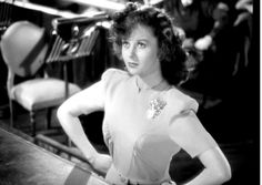 https://flic.kr/p/dx1egK | Susan Hayward, in  ''Sis Hopkins'' 1941