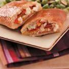 Sloppy Joe Calzones Recipe   Taste of Home Recipes
