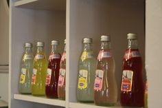 Sparkling, refreshing and just the tiniest bit sweet ;)  The Lorina drink range goes perfectly with any of our dishes!