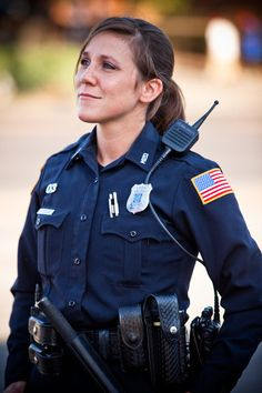 Aubrey Olson in Police Women of Memphis