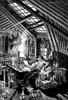 """madamebunny: """"sloaneohno: """" mmhawkes: """" Today's art appreciation: Bernie Wrightson's illustrations of Frankenstein. These illustrations are absolutely stunning. Comic Book Artists, Comic Artist, Comic Books Art, Bd Art, Bernie Wrightson, Horror Comics, Gravure, Storyboard, Dark Art"""