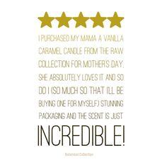 Beautiful Review ✨