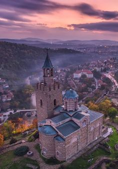 Veliko Tarnovo, Bulgaria Photo by Vladislav Terziiski