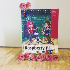 Something we loved from Instagram! Neues #Buch: RASPBERRY PI FÜR KIDS  Projekte aus Wissenschaft und Technik: Autosimulator interaktive Animationen und Spiele Sensoren Verarbeitung von Kamerabildern Steuerung von Leuchtdioden und Funksteckdosen  Einfache Programmierbeispiele mit Scratch und Python  Das Buch gibt es hier: www.mitp.de/270 #RaspberryPi #rasperrypi3 #lernen #mikrocontroller #kids #mitpverlag #mitp #maker by mitp_verlag Check us out http://bit.ly/1KyLetq