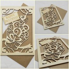 Premium-Beautiful-Handmade-Design-Laser-Cut-Wooden-Birthday-Card-Cake-Design