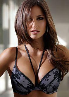 milf lingerie amateur Brunette