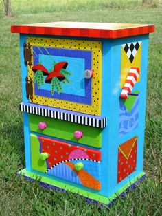 Isn't this awesome!  She's got all kinds of great stuff:  http://www.amdesignsbyannmarie.com