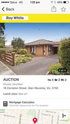 Sold on sat , reserve $950k sold for $1,165,000.
