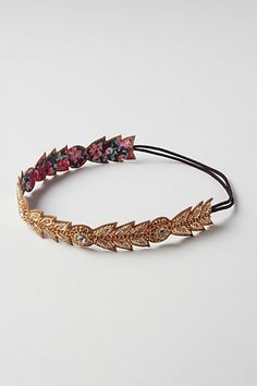 I want this headband in grey like nobody's business.